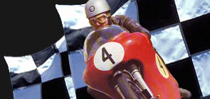 Vintage Motorcycle Racing - Classic Racing - Sidecar Machines